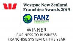 Business to Business Franchise System of the Year 2